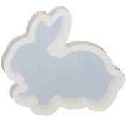 Funshowcase Cute Animals Silicone Mould Trays for Crafting, Resin Epoxy, Jewellery Making