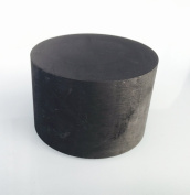OTOOLWORLD 99.9% Purity Graphite Ingot Block EDM Graphite Plate Milling Surface