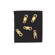 Imagine If... 10 Pieces 14K Gold Filled Chain Tags for Clasps / Findings / Yellow Gold