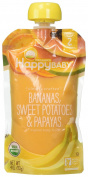 Happy Family Stage 2, Bananas, Sweet Potatoes and Papaya, 120ml