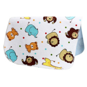 [4890cm ] Lovely Waterproof Breathable Baby Urine Pad-Lion and Dot