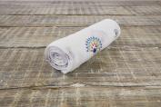 Organic Muslin Swaddle Blankets (Single) - Malabar Baby - Peacock