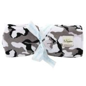 My Blankee Winter Camouflage Throw Blanket, 130cm x 150cm
