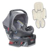 Britax B-Safe 35 Elite Infant Car Seat & Support Pillow, Vibe