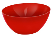 Rotho 17179 Salad Bowl Salad Bowl, Other, Red)