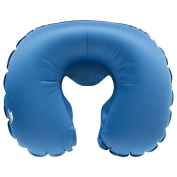 Trespass Inflight Inflatable Travel Neck Pillow (One Size)