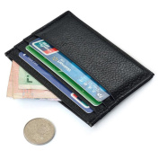 Gemini_mall® Mens Slim Credit Card Holder PU Leather Wallet Pocket Money Bag Purse