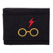 Officially Licenced Men's Harry Potter Harry's Glasses Bi-Fold Wallet