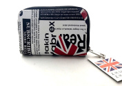 Ladies Newspaper Union Jack Print Wallet Coin Purse Great Gift