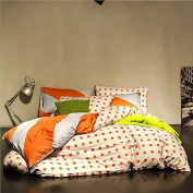 Simple Style Bedding 3D Four Sets Of AB Version Of Mixed Cotton Bed Sheets Quilt (For 1.5M-1.8M Bed) , 2 , 200*230