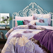 Pastoral Style 3D Bed Four Piece 100% Cotton Eco Active Stylish Luxury Child Bedding (For Bed 1.5m And 1.8m) , 5 , 1.5m