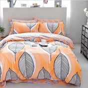 Pastoral Style 3D Bed Four Piece 100% Cotton Eco Active Stylish Luxury Child Bedding (For Bed 1.5m And 1.8m) , 6 , 1.5m