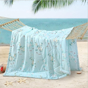 Pastoral Style Soft Skin Cotton Cool Summer Was 100% Cotton Single Double Air Conditioning Was Bedding , 6 , 150*200