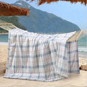 Pastoral Style Soft Skin Cotton Cool Summer Was 100% Cotton Single Double Air Conditioning Was Bedding , 1 , 180*200
