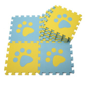 10 Pieces Of Puzzle/Waterproof Foam Mats Toddlers & Baby Foam Play Mat