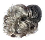 Synthetic Hair Scrunchie Add On Hairpiece
