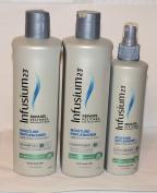 Infusium23 Moisture Replenisher Steps 1,2 & 3