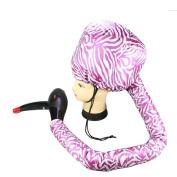 Sanling Portable Soft Hair Drying Cap Bonnet Hood Hat Blow Dryer Attachment