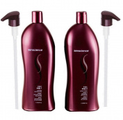 Senscience C.P.R. - Cuticle Porosity Reconstructor Treatment - Step 1 & 2 Duo (1000ml Each) - With Pumps