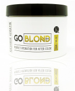 Kashmir Keratin GoBlond After Colour Hydrating Treatment Hair Mask
