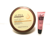 "Alpha New York Original Argan Oil 5+ Hydrating Mask For All Hair Types 16.9 fl. oz ""Free Starry Lipgloss 10 Ml"""