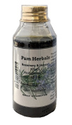 Pam Herbals Rosemary & Henna Herbal Hair Oil 100ml With the Goodness of Indian Gooseberry & Neem
