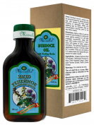 Burdock Oil with Healing Herbs (Extracts Of Nettle, Chamomile, Field Horsetail and Calendula) 3.4 fl oz/100ml