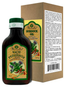 Burdock Oil with Pepper and Essential Oils 3.4 fl oz/100ml