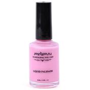 GARYOB Latex Tape Peel Off Cuticle Guard Skin Palisade Barrier Protector Nail Art Liquid 15ml Pink