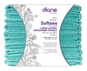 Softees Towels with Duraguard, Aqua, 10pk by Fromm International BEAUTY
