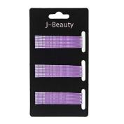 J-Beauty Girl Women Colourful Bling Bling Hair Pins24Pcs