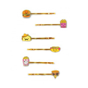 CHARM IT! Foodie Bobby Pin Party Set