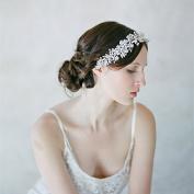 Venusvi Wedding Headpiece and Headband for Women