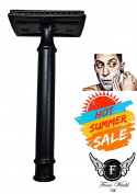 FW®- Double Edge Razor Safety Classic Shaving Vintage Razor All razor
