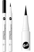 E51 Bell Hypoallergenic Tint Eyeliner Black Pen Long Lasting Intense Colour