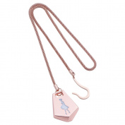 """""""Easy Zip"""" Zip Aid, Zip Pull Puller. Do up Your Own Zip, Unzip Yourself. Aids Zipping-up and Zipping-down Tight Dresses. Zipup Solo, Flexibility Issues. Jewellery Quality Product, Gift ware."""