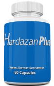 Hardazan Plus - Male Enhancement - Herbal Dietary Supplement 60 Capsules