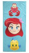 Disney Little Mermaid Ariel Soft Cotton 70cm x 150cm Bath, Pool, Beach Towel