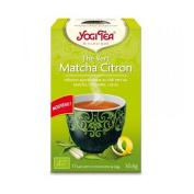 Yogi Tea Green Tea Matcha Lemon 17 Sachets
