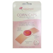 Carnation Corn Caps 5s 5