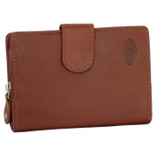 Ledershop24 Women's Wallet brown brown
