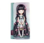 Gorjuss Long Wallet - Rosie Design