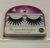 Labeaute London Re-usable Lashes Adhesive Included #A26
