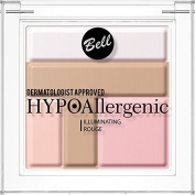 Bell HYPOAllergenic ILLUMINATING ROUGE POWDER No. 01 Dermatologist Approved