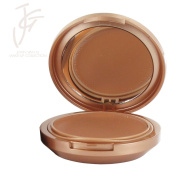 John van G Double Finish Refillable Foundation, Number 6 Cappuccino