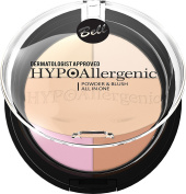 Bell HYPOAllergenic POWDER & BLUSH ALL IN ONE No. 01 Dermatologist Approved