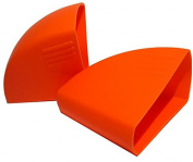 Taco Grip Holder (Orange) - 2 Holders