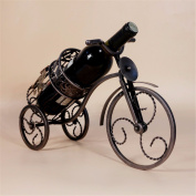 GXR Retro tricycle wine racks wine rack-style wrought-iron style home decoration