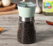 Is Grinding Black Pepper Glass Abrader Ceramic Core Manual Home Seasoning Bottles Pepper Sesame Kitchen Condiment Bottles