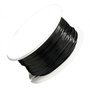 22 Gauge 15 Yards Black Artistic Wire Jewellery Design Making Sculpting Wire Spool